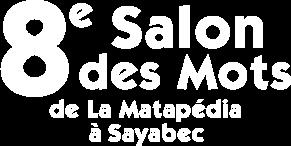 Salon des mots de La Matapédia