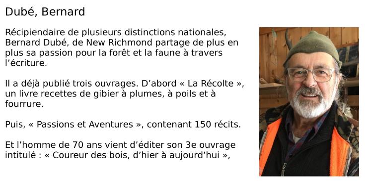 Dubé_Bernard